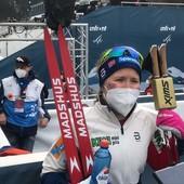 """Oberstdorf 2021 - Fossesholm festeggia il suo primo oro: """"Le mie compagne hanno fatto un lavoro fantastico"""""""