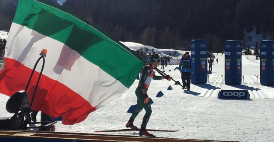 Fondo - Festa leggendaria a Cogne: un eroico Pellegrino vince davanti a De Fabiani