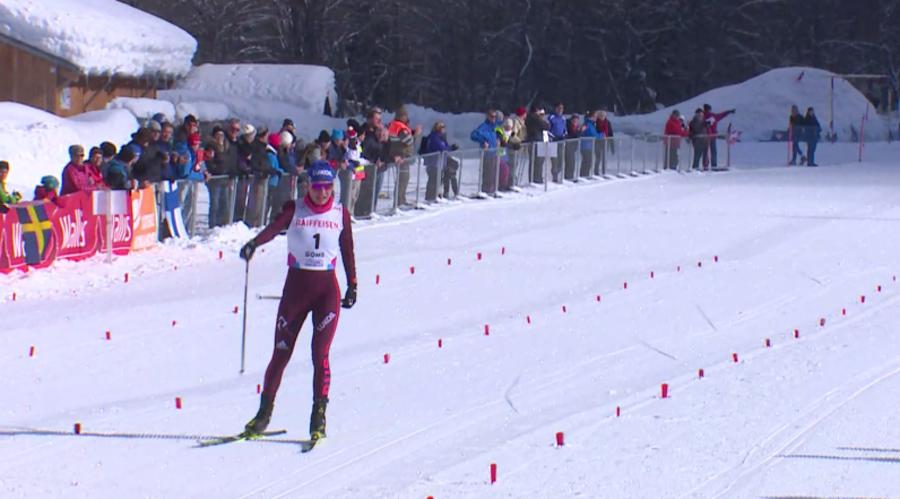 Mondiali Under 23: tripletta russa nello skiathlon femminile, due azzurre tra le prime otto