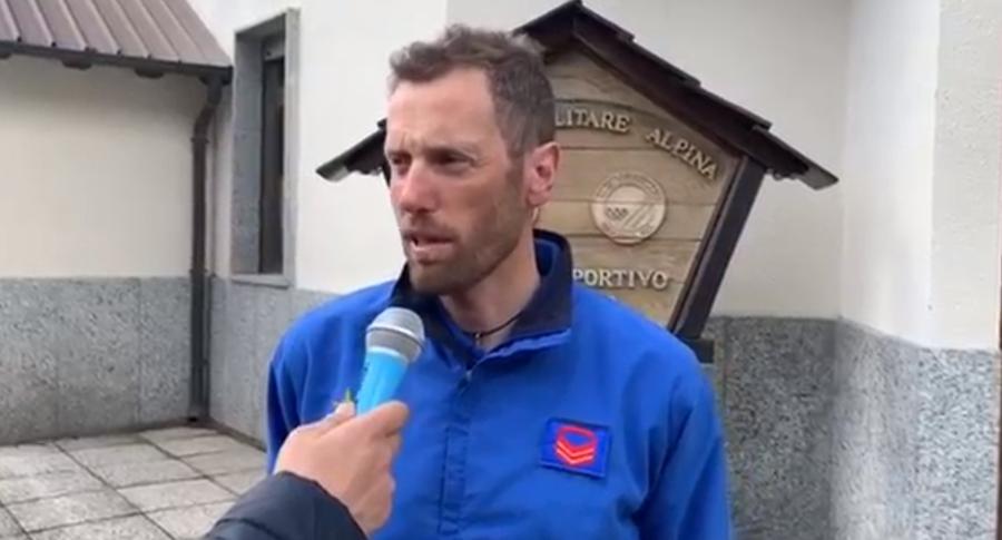 """VIDEO, Fondo - Fabio Pasini (allenatore Centro Sportivo Esercito): """"Tanti atleti hanno la possibilità di entrare nelle squadre nazionali, faccio di tutto per trasmettere la mia passione"""""""