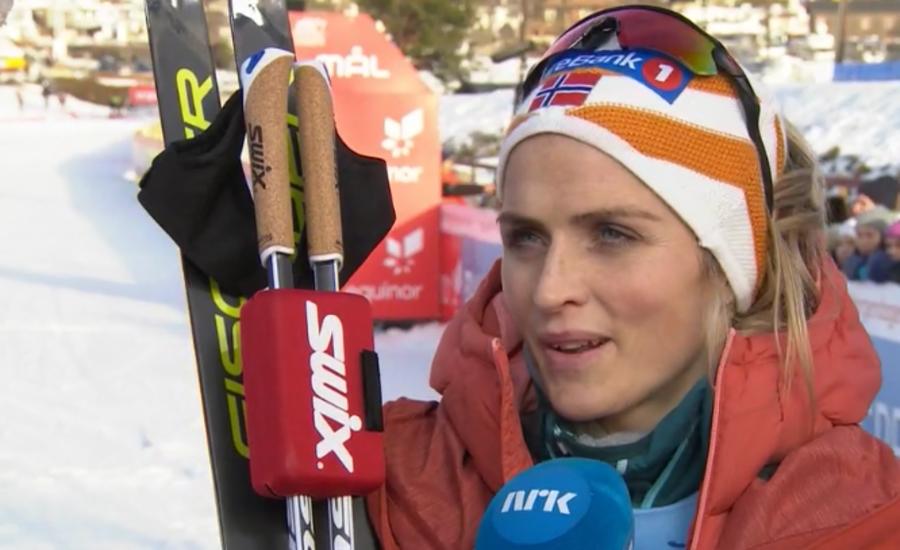 """Fondo - Therese Johaug: """"Sto meglio rispetto a un anno fa, ma con due Tour ci vorrà anche fortuna"""""""