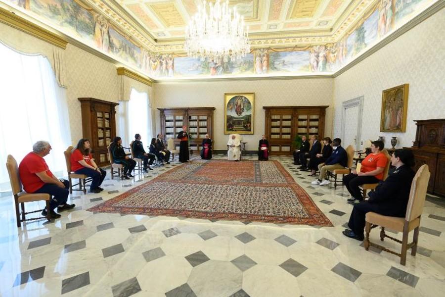 Credit: Vaticanmedia