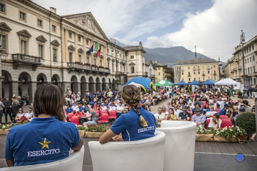 """""""Festa degli Atleti"""" del Centro Sportivo Esercito, gli scatti di Stefano Jeantet (FOTOGALLERY)"""