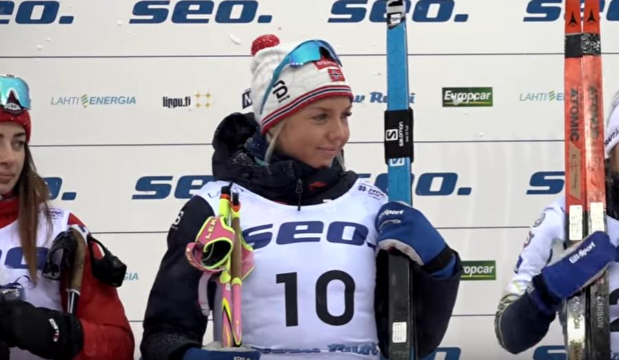 Granfondo - Doppio colpo del Team Ragde Eiendom: l'ex campionessa del mondo juniores e per due gare anche Johaug