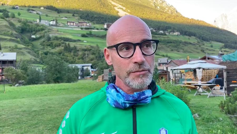 Sci di Fondo - Dopo il raduno allo Stelvio, Corrado Vanini presenta la nuova squadra del Comitato Alpi Centrali