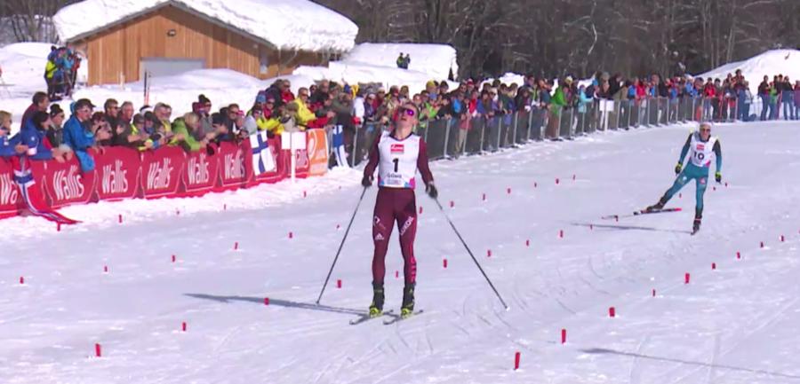 Mondiali Under 23, fondo: Spitsov vince lo skiathlon dopo un duello con Lapierre