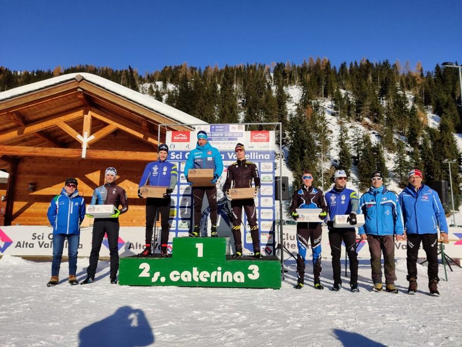 Fondo - Coppa Italia e Gara FIS a Santa Caterina: doppietta francese nella sprint, Graz è terzo