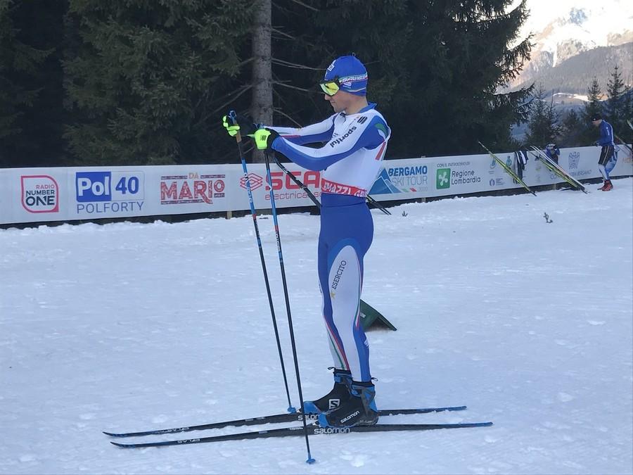 """VIDEO, Fondo - De Fabiani: """"Sto cercando la forma migliore in skating per lo Ski Tour scandinavo"""""""