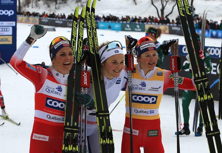 "Fondo - Ole Morten Iversen a sorpresa: ""Quando Nilsson ha battuto Johaug ero quasi contento"""