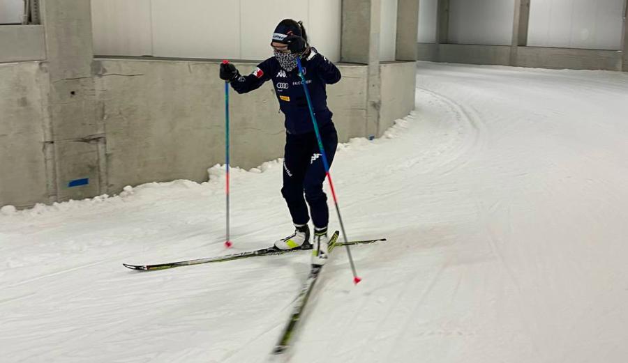 Sci di Fondo - FOTOGALLERY e resoconto degli allenatori dal raduno delle nazionali azzurra a Oberhof