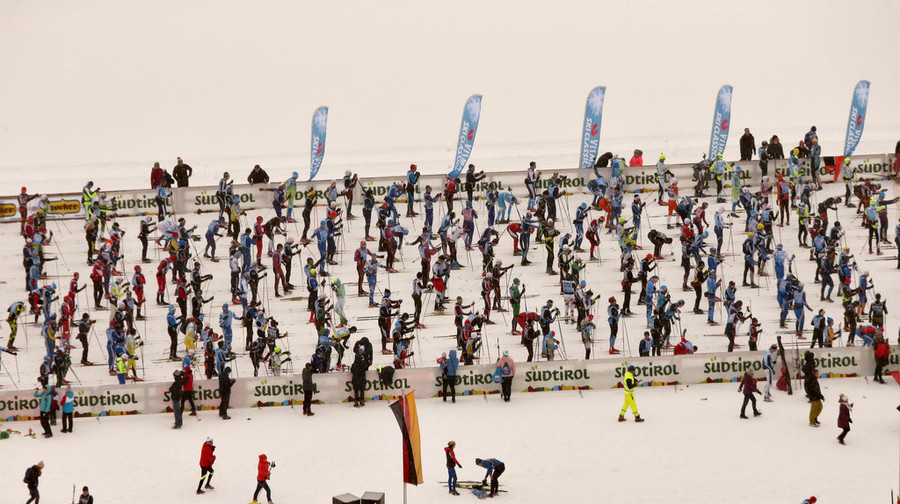Fondo - Il maltempo ferma la 42ª edizione della Dobbiaco - Cortina