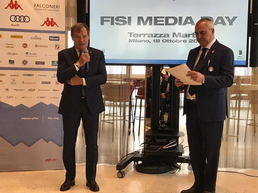 La FISI ringrazia il Governo: garantiti fino a 14 milioni in caso di annullamento del Mondiale di Cortina
