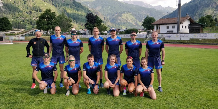 Sci di Fondo - La squadra delle Fiamme Oro prepara la stagione 2021/22 con un mix di esperti e giovani