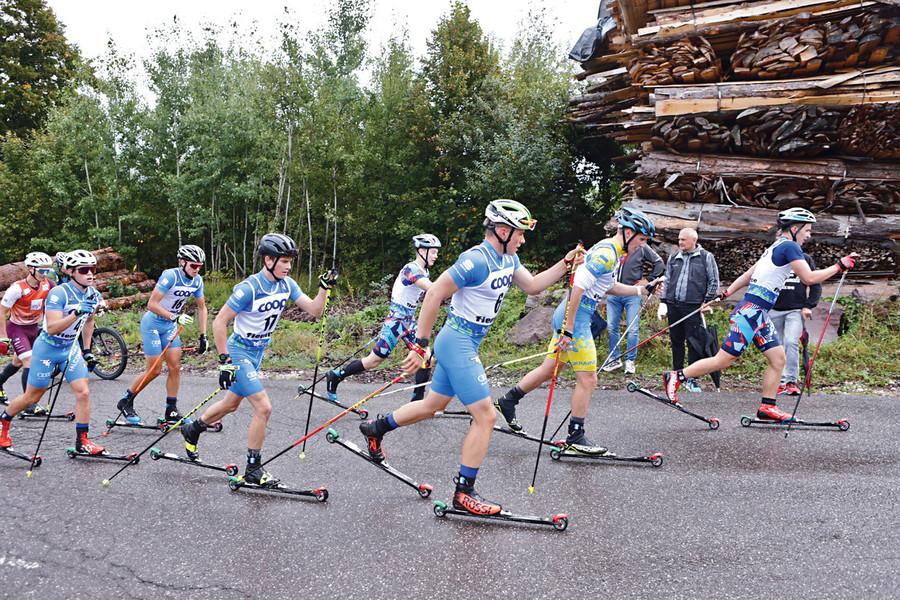 Trento e il Monte Bondone pronti ad accogliere il meglio dello skiroll italiano