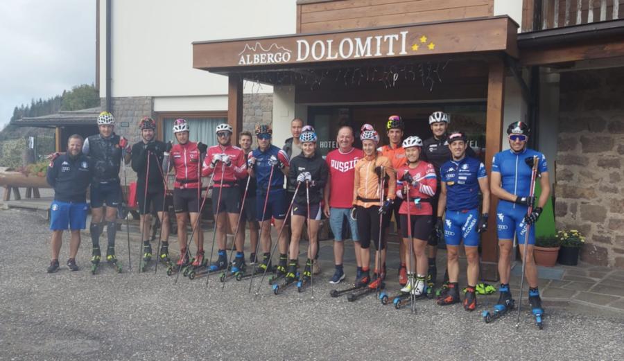 Sci di Fondo - Chiuso il raduno di Lavazè, Pellegrino, De Fabiani e i russi pronti per i Campionati Italiani di Forni Avoltri