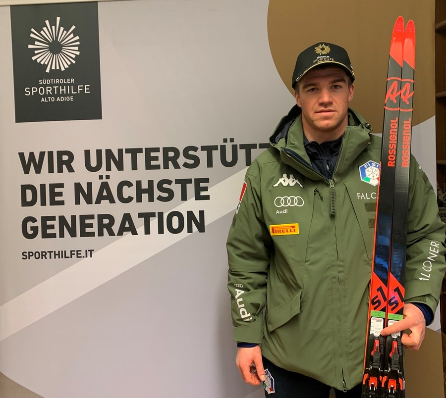 """Fondo - La determinazione di Hellweger: """"Migliorare nella resistenza per fare bene alle Olimpiadi"""""""