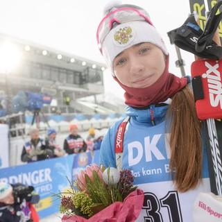 Biathlon - Due biatlete russe già certe del pettorale per le prime quattro tappe di Coppa del Mondo