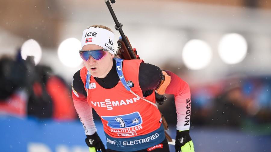 Marte Røiseland - Foto IBU
