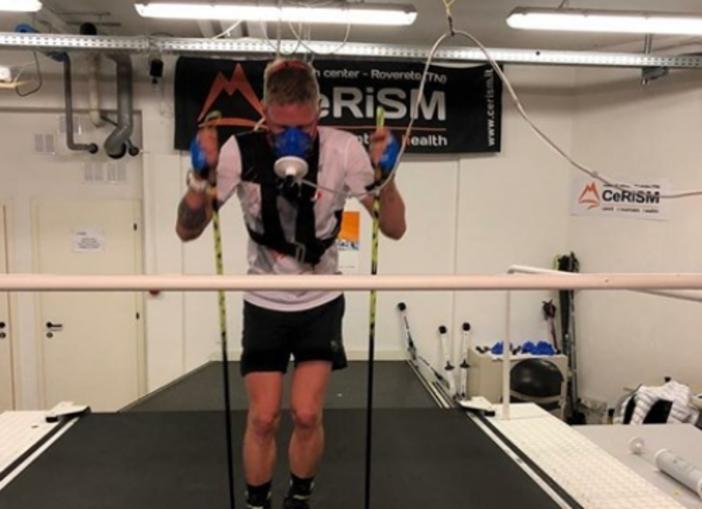 Biathlon - Prima della fase finale della preparazione, test al CeRiSM di Rovereto per la Squadra A
