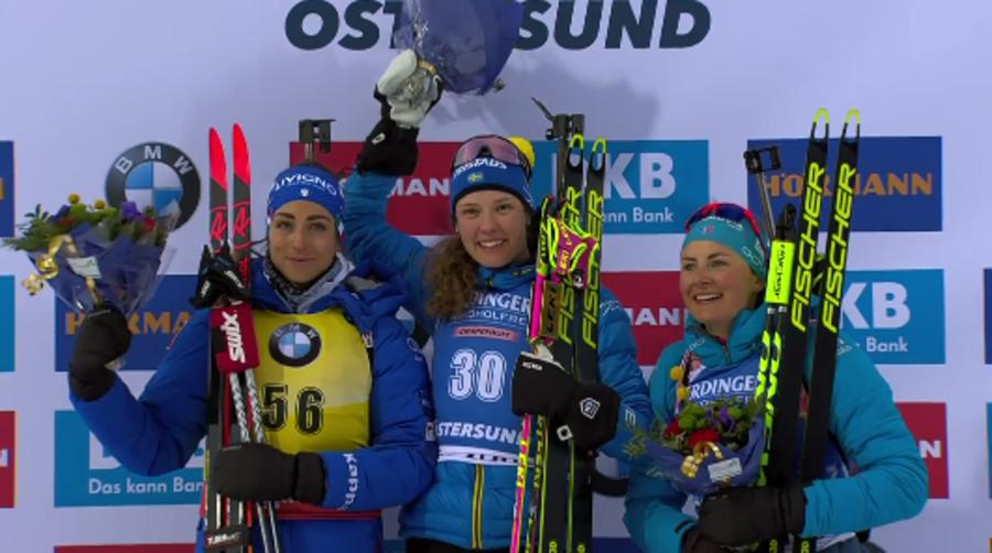 Biathlon - Sogno Vittozzi: argento mondiale dietro a Öberg nell'individuale e coppa di specialità