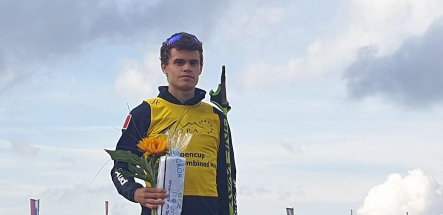 Combinata Nordica - Bis per un bravissimo Bortolas in Alpen Cup a Oberwiesenthal