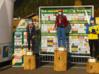 Le prime tre classificate della gara Juniores