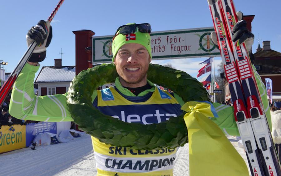 Fondo - L'impresa dei fratelli Aukland e Joar Thele: hanno sciato per 516km in 31 ore e mezzo