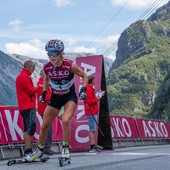Therese Johaug in azione, foto BLINK / Atle Mork