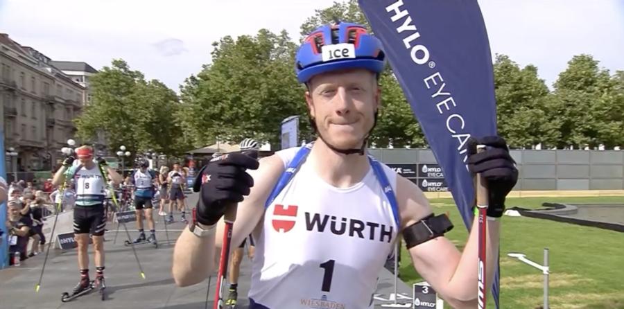 Johannes Bø vince il City Biathlon, Hofer è terzo; Tarjei Bø si prende uno spavento