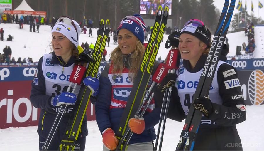Fondo - Troppe vittorie di Johaug: la tv nazionale russa non trasmetterà tutta la Coppa del Mondo femminile