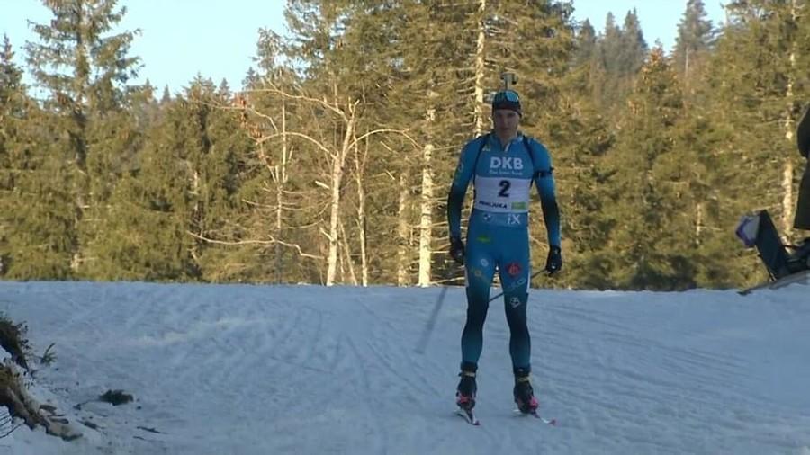 """Biathlon - """"Sono devastato""""; Jacquelin parla dei problemi avuti al tiro e scoppia a piangere"""