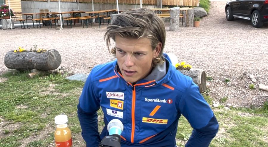 """VIDEO, sci di fondo - Il consiglio di Klæbo ai più giovani: """"Allenatevi divertendovi"""""""