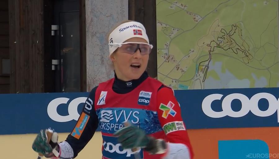 Fondo, 10 Km TL Lillehammer – Johaug vince anche a skating