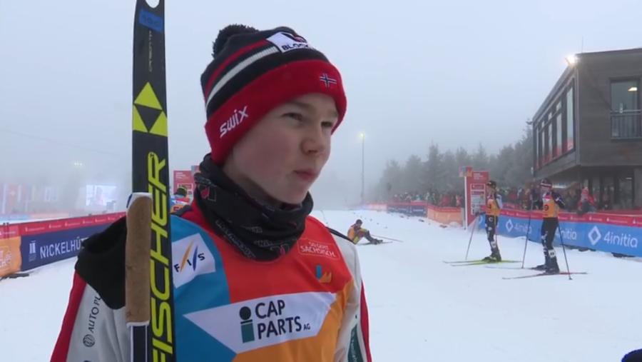 Combinata Nordica - Mondiali Juniores: dominio di Jens Luraas Oftebro