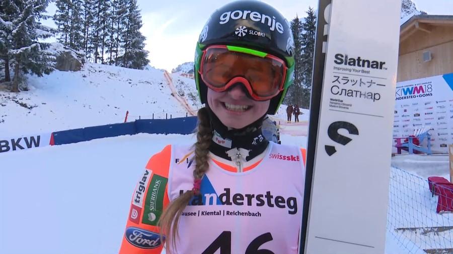 Mondiali Juniores: Nika Kriznar vince il titolo iridato dominando la gara femminile