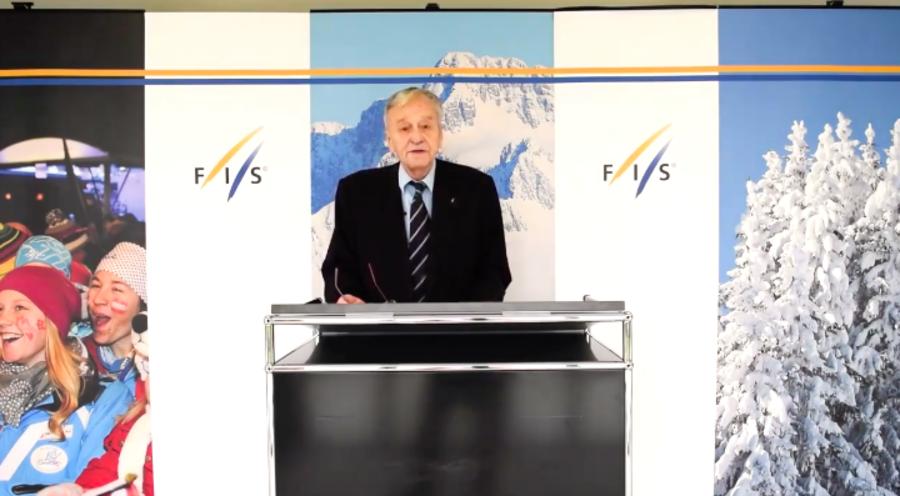 Il mondo degli sport invernali piange Gian Franco Kasper, per 23 anni presidente della FIS