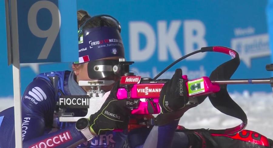 """Biathlon - Vittozzi: """"Fisicamente non sto ancora al meglio, ma ho ritrovato il mio tiro"""""""