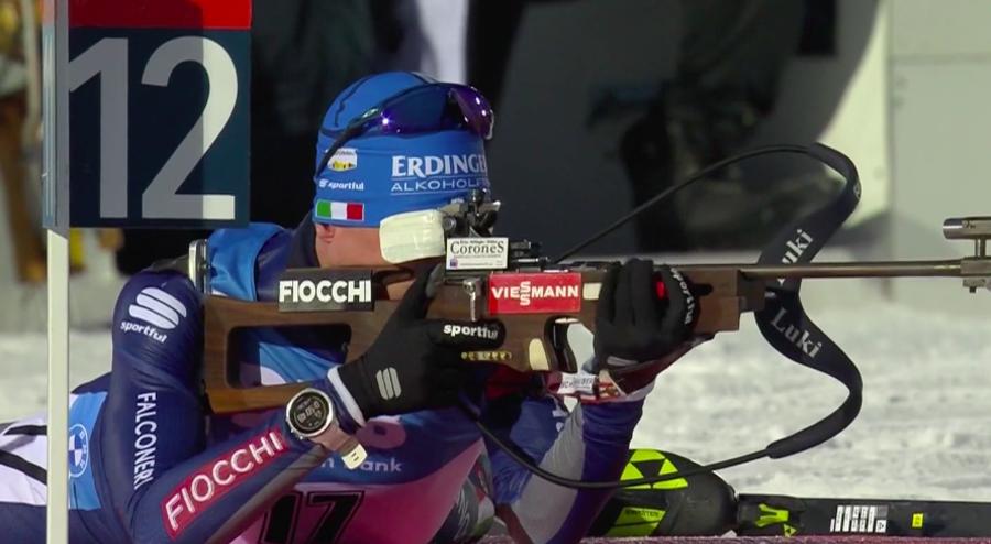 """Biathlon - Lukas Hofer: """"Tutta l'Italia sperava in una nostra medaglia, ma sono cose che possono capitare"""""""