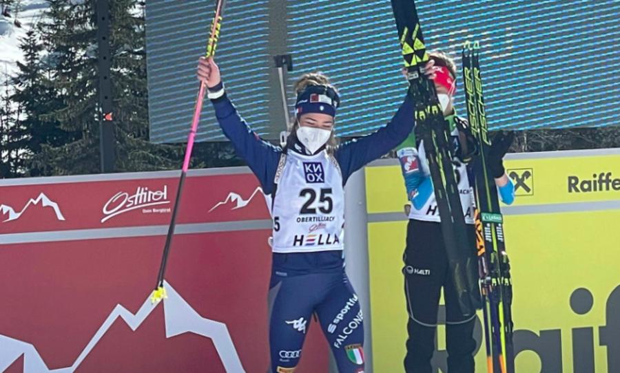 Biathlon - Argento per Linda Zingerle nella sprint del Mondiale Youth di Obertilliach; molto bene anche le compagne