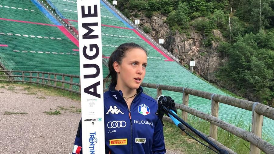 Salto e Combinata Nordica - Gare di Alpen Cup in programma per otto giovani azzurre