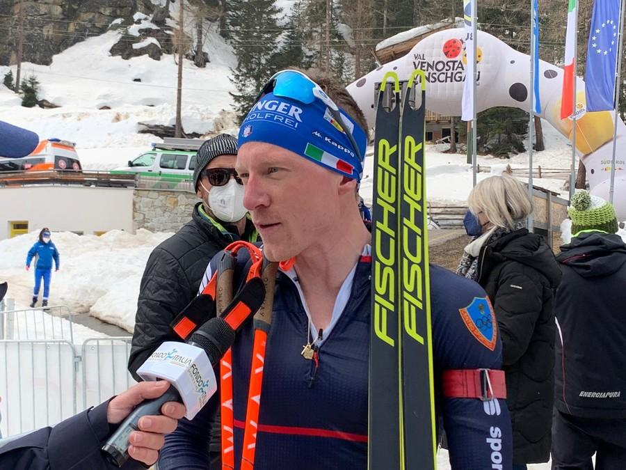 VIDEO - Rivivi la diretta delle gare maschili dei Campionati Italiani in Val Martello