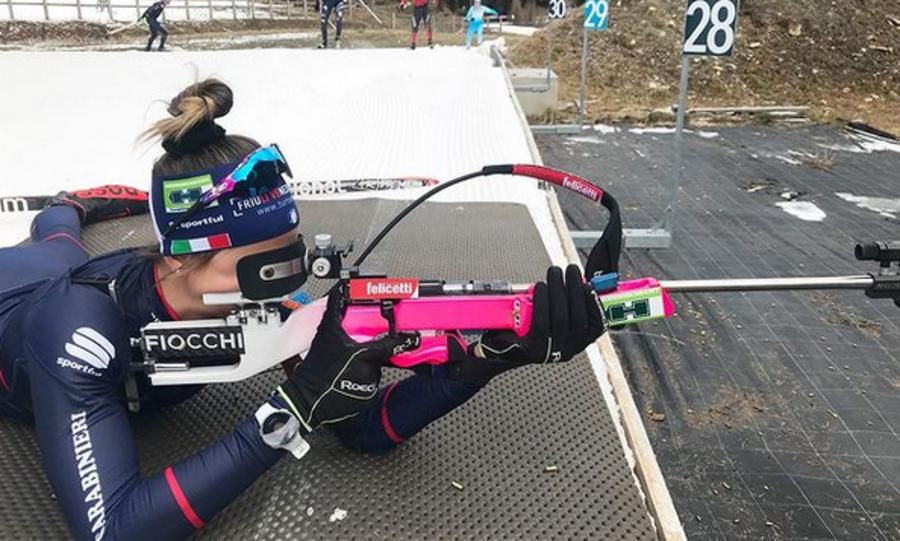 """Biathlon - Lisa Vittozzi svela al Corriere dello Sport: """"Ho sciato poco, il covid mi ha fermata per 19 giorni"""""""