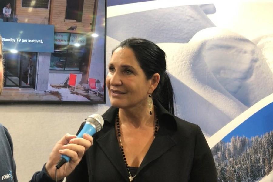 """Milano Cortina 2026, Lara Magoni (assessora Turismo e Marketing Lombardia): """"L'intera regione sia inclusa nell'opportunità olimpica"""" (VIDEO)"""