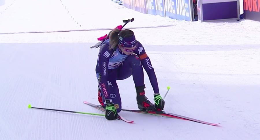 """Biathlon, Lisa Vittozzi: """"Sto cercando conferme al poligono, sugli sci mi sono espressa bene"""""""