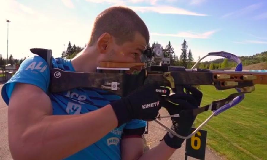 Biathlon - Doppia rivoluzione per Lægreid: cambia il look e soprattutto la carabina