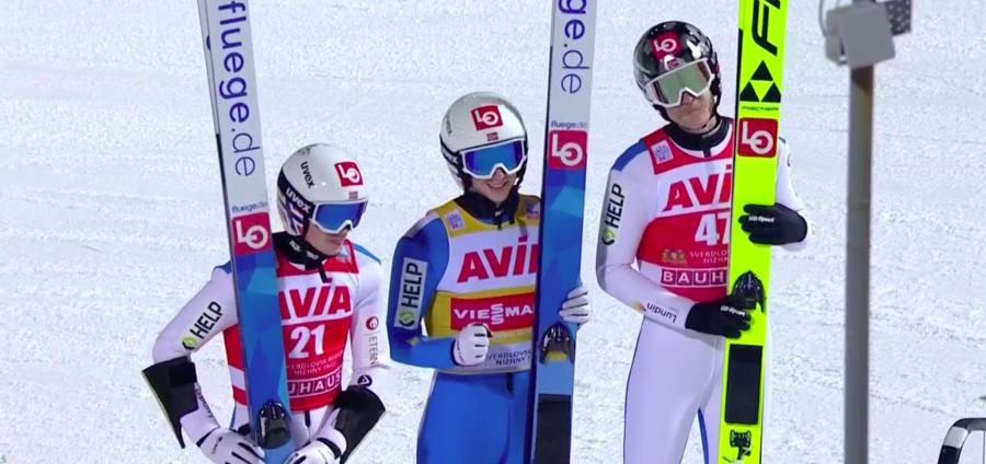 Salto con gli sci - La Norvegia ha deciso di andare a Wisla senza i big