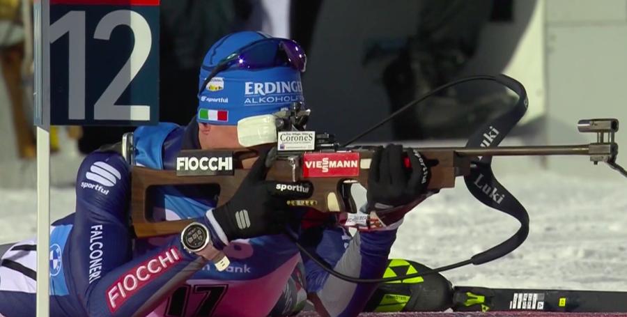 """Biathlon - Lukas Hofer: """"Condizione in crescita e distacchi minimi, per me una bella conferma"""""""