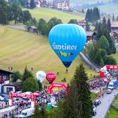 (Maratona dles Dolomites edizione 2019 - foto pagina fb maratona dlles dolomities)