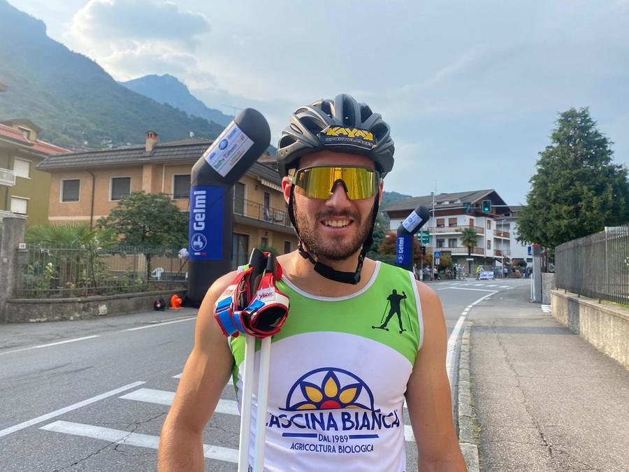 """Matteo Tanel dopo la vittoria al Trofeo Penne Nere: """"Ora divertiamoci al Mondiale"""""""