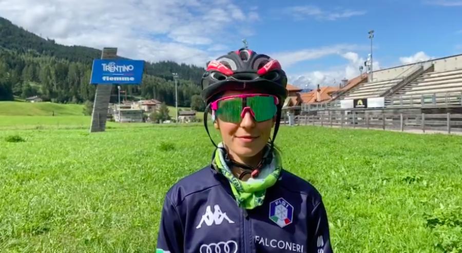 VIDEO - Da Subiaco alla nazionale di skiroll sognando quella di fondo: intervista a Maria Gismondi